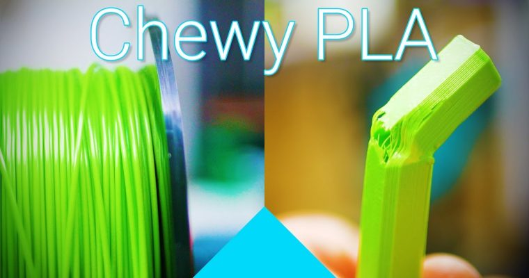 Tough and chewy PLA from rigid.ink – PLA Plus