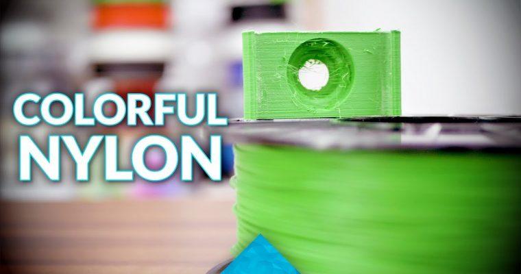 No more monotonous Nylon filament? Breathe-3DP Phoenix review
