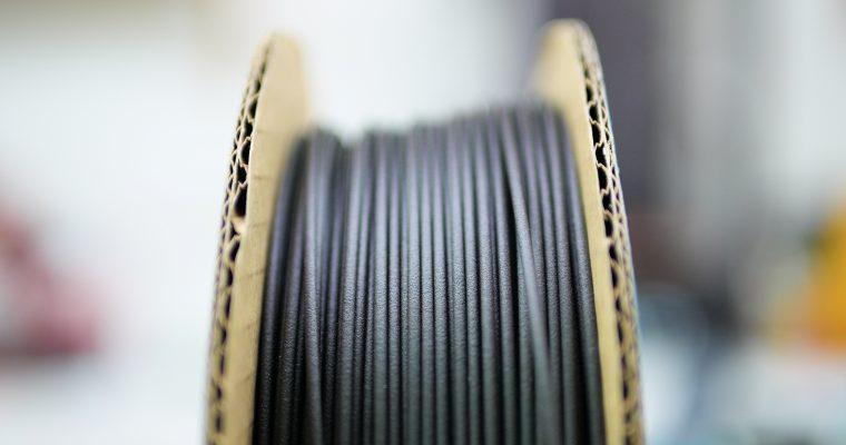 Proto-pasta's high-temperature carbon fiber PLA