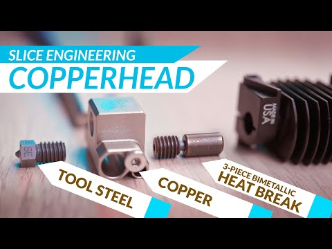 This modular hotend seriously impressed me! (Slice Engineering Copperhead Review)