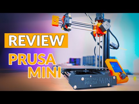 "The next ""BIG"" thing: Prusa Mini review!"