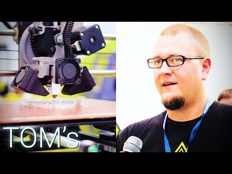 TCT: Why open source is life for AlephObjects, makers Lulzbot 3D printers!