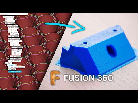 You can now 3D print your parts with Fusion360's new slicer! Is it worth using?