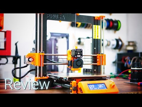 Review: The Original Josef Prusa i3 MK2 🏅 It doesn't get any better than this!