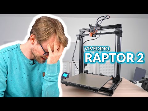 This huge 3D printer was fun, but absolutely no one should buy it - Formbot Raptor 2.0 review!