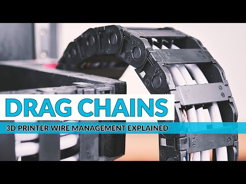 Bad and great 3D printer wire management explained!