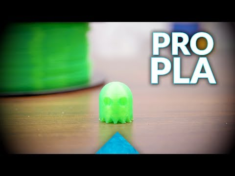 Superb PLA: Matterhackers PRO PLA filament review! #Filaween2