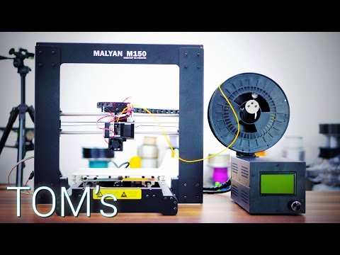 Review: The Malyan M150, a Wanhao Duplicator i3 lookalike!