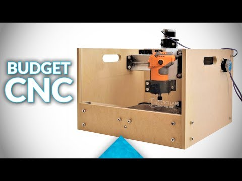 Live CNC'ing: The $399 Sienci Mill One assembly and first cut! (Long and not a review)