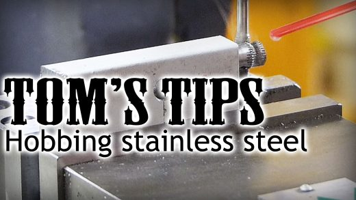 Hobbing Stainless Steel
