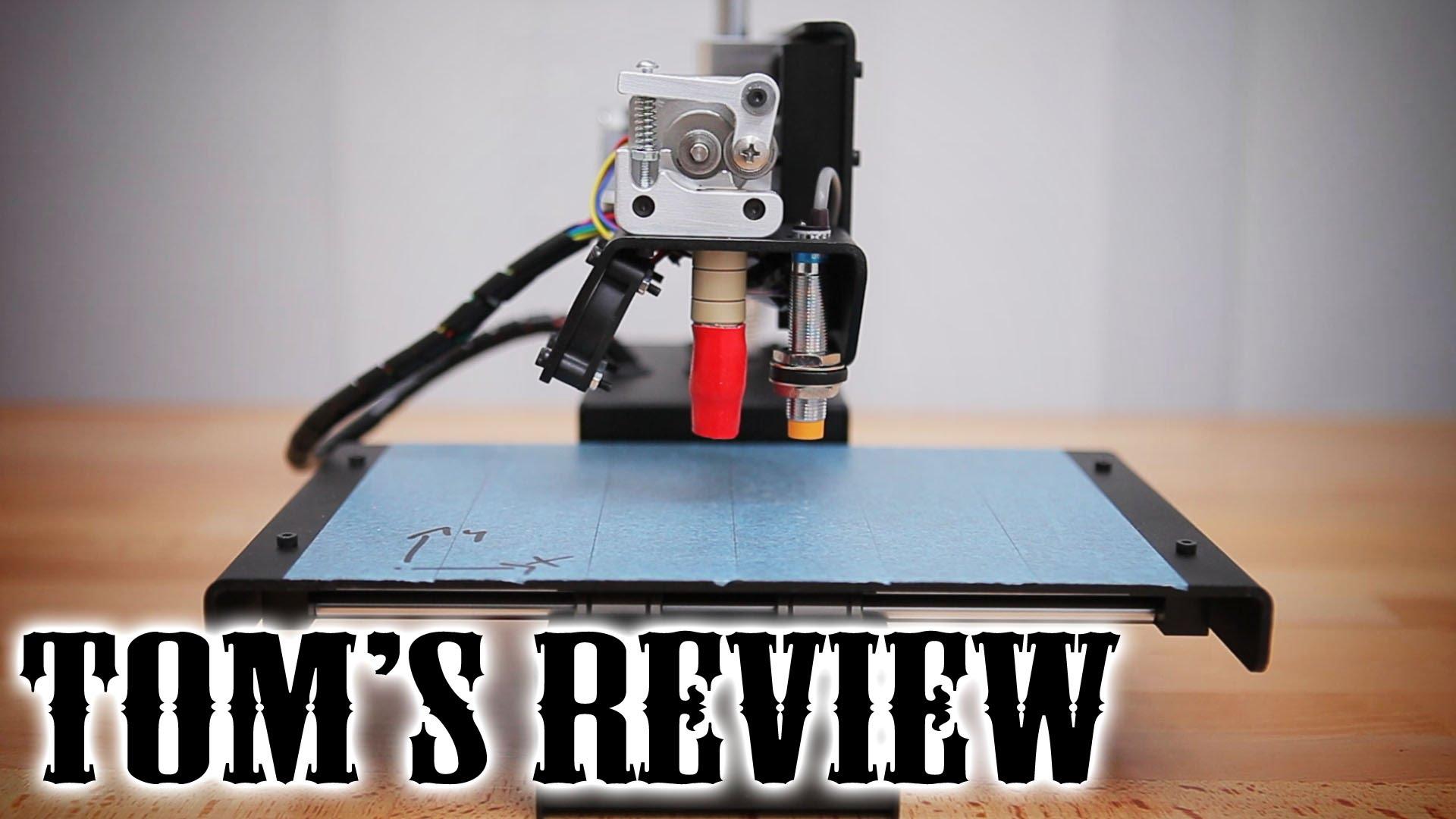 honest review the printrbot simple metal kit tom s 3d printing