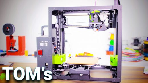 Review: The AlephObjects Lulzbot Mini!
