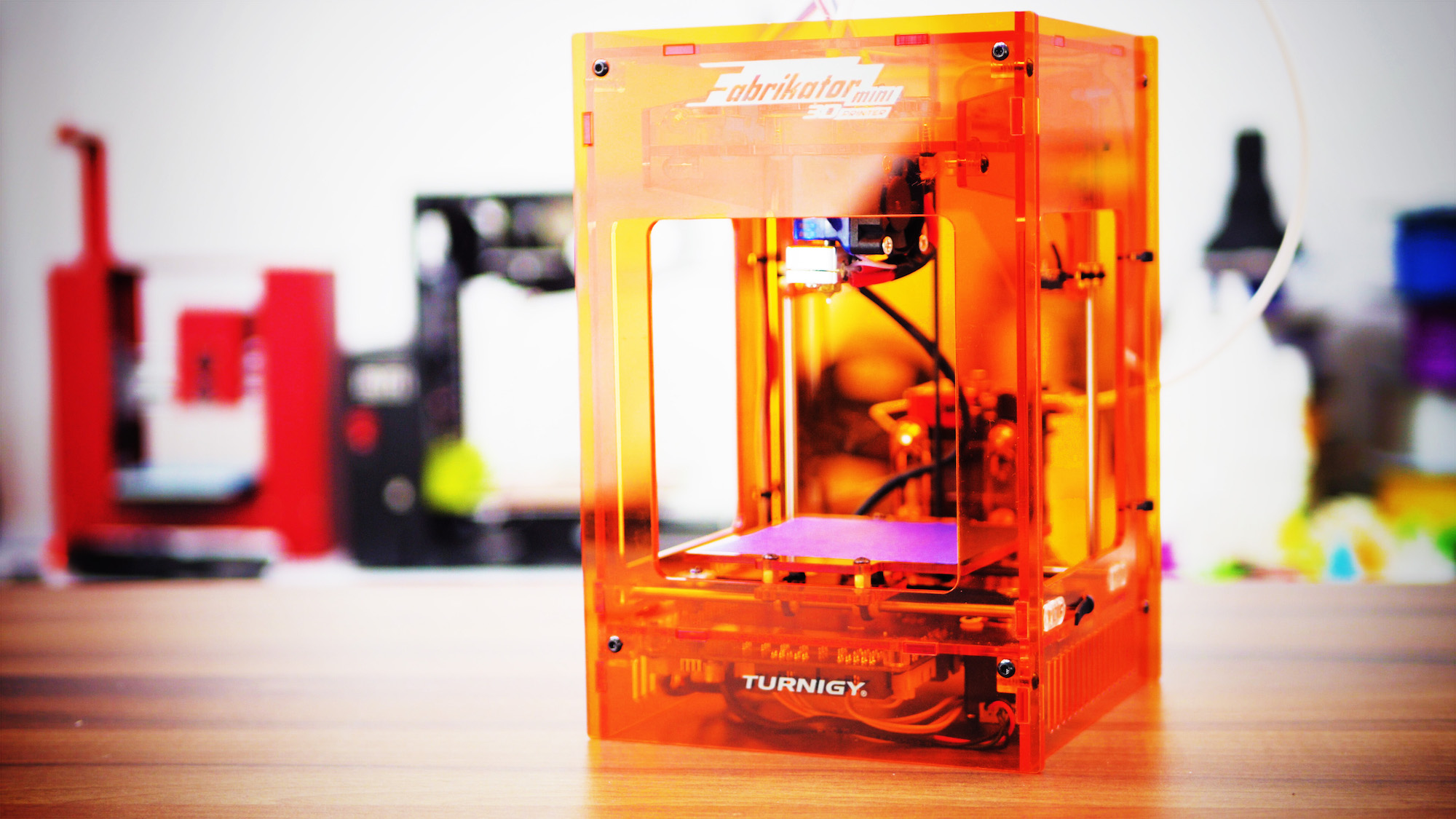 as cheap as it gets turnigy fabrikator mini 3d printer review