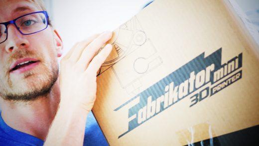Fabrikator Unboxing