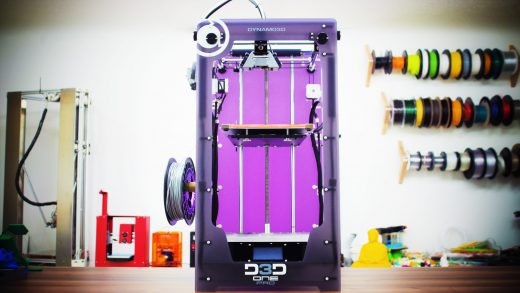 Can it print at 450mm/s? Dynamo3D OnePro review!