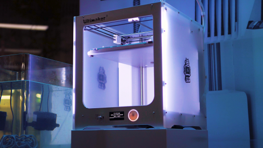 The hype train has finally arrived - this is the Ultimaker 3