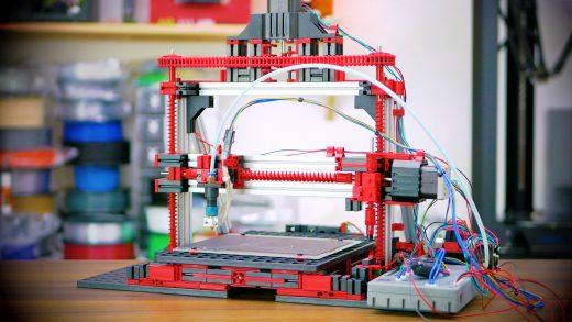 Fischertechnik 3D printer review
