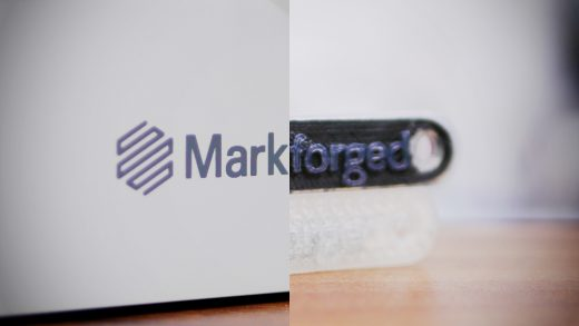 Markforged Mark Two live unboxing!