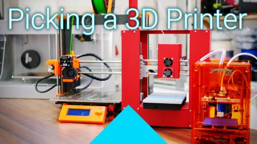 What to consider when buying (or making) a 3D printer