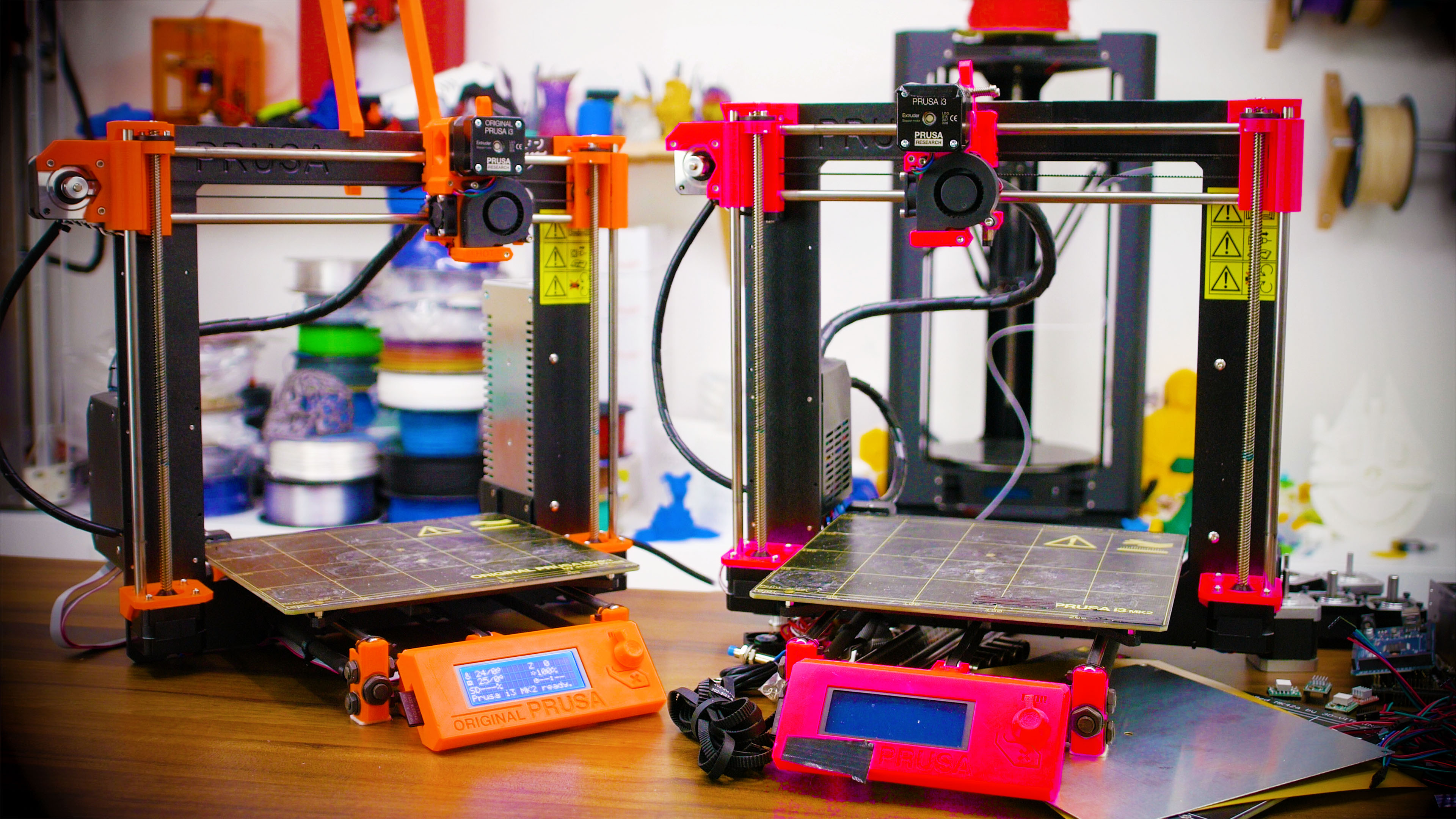 Building the cheapest possible Prusa i3 MK2 – Tom's 3D printing