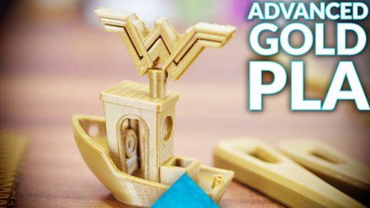 ALGIX Gold PLA
