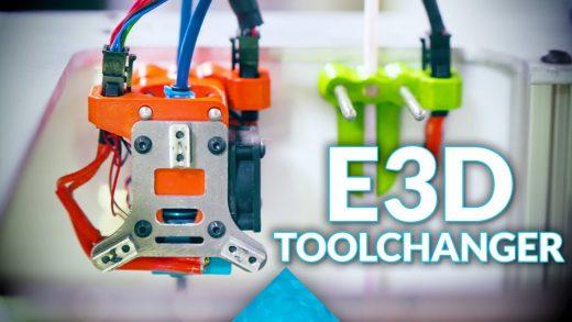 e3d Tool Changer
