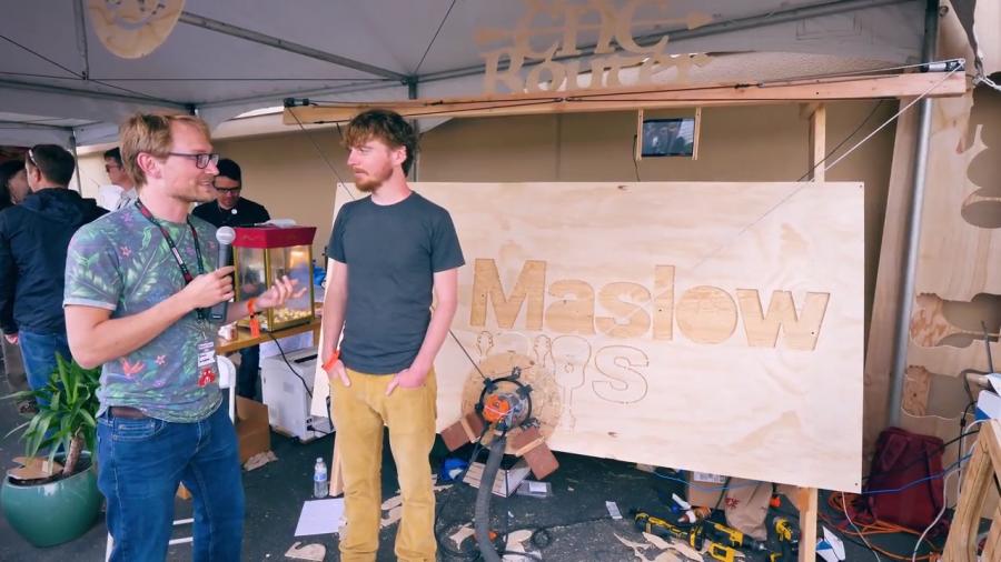 Maslow CNC